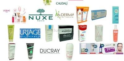 Сп аптечной косметики из франции avene, bioderma, nuxe, uriage, vichy, lierac, filorga, weleda и др, совместные покупки в киеве,.