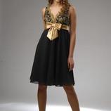 Вечернее,выпускное, коктейльное платье К-12