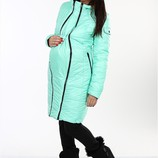 KRISTIN ДВУСТОРОННЯЯ куртка 2 в 1(беременность, обычная куртка) в наличии (до-15 C)