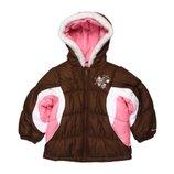 Куртки зимние для девочек 3-7лет. London Fog Англия
