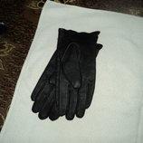 Продам женские кожанные перчатки