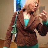 Куртка замшевая 46-48 Новая. Пиджак замшевый