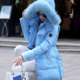 женская куртка Хит пуховик зимняя куртка парка пальто