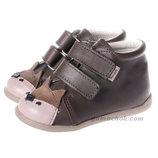 Кожаные Ботинки Mrugala 19-25 Размеры 4 цвета