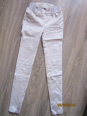 штаны бежевые