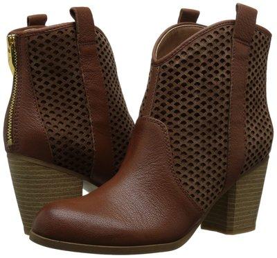 Ботильоны ботинки Fergie, кожа, новые