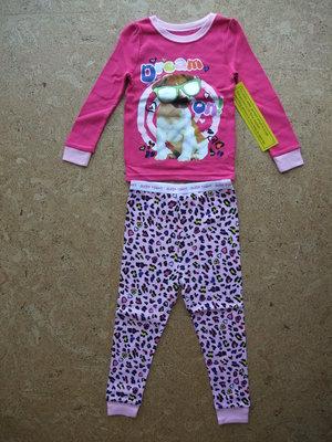 Пижама детская для девочки Гаранималс