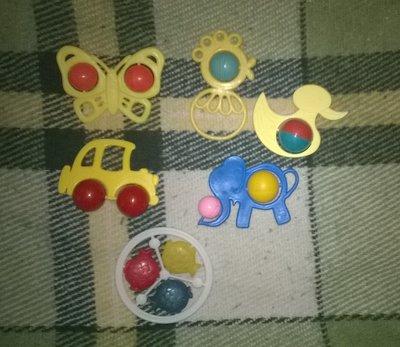 Винтажная коллекционная игрушка торохтушка,погремушка.кукла