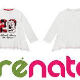 Туника Minnie Mouse для девочек 6-24 месяца фирмы Prenatal Италия