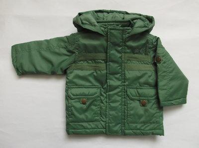 Курточка деми для мальчика на рост 62-68 см