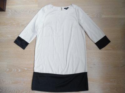 Платье женское 38 размер, атласное H&M НМ