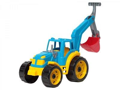 Игрушка Трактор с ковшом Технок , арт. 3435
