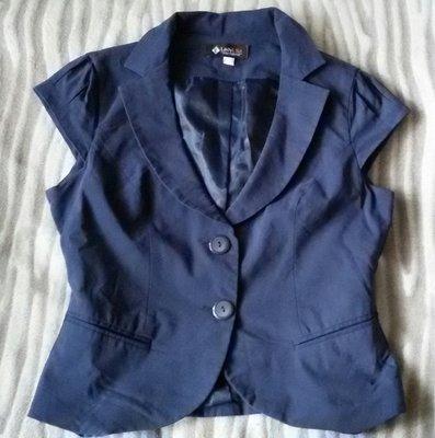 Пиджак короткий рукав Lady Like, 46 р.