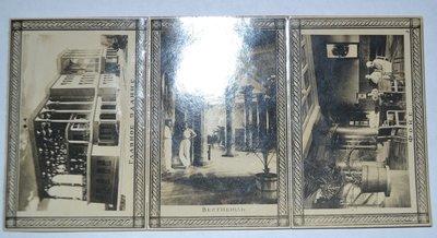 старинная почтовая фотокарточка новая винтаж редкость