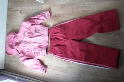 Спортивный костюм на 3-5лет