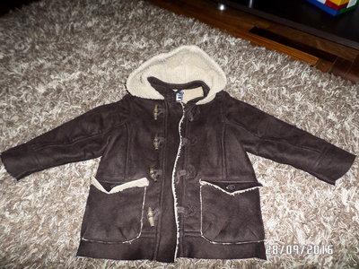 Куртка-Дубленка на осень