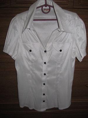 Блуза школьная подростковая 40р.