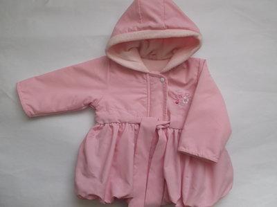 Курточка-Ветровка для девочки на рост 62-68 см