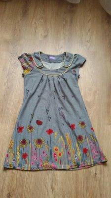 Платье -туника на девочку подростка.