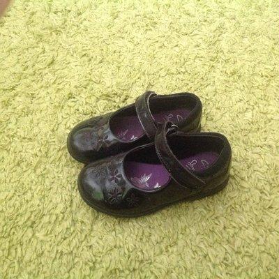 Лаковые туфельки Clarcs 17 см