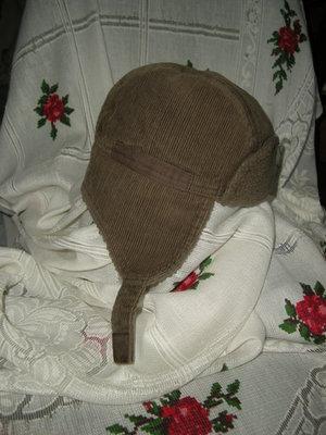 Супер шапка утепленная-90грн.