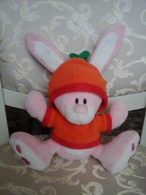 Крутой стильный заяц мягкая игрушка зайчик подарок