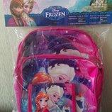 Продам набор рюкзак сумка кошелек Frozen Disney Дисней