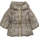 Гламурная куртка H&M 18-24мес 86-92см Мега выбор обуви и одежды