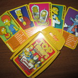 На 7 Игра The Simpsons от Top Trumps