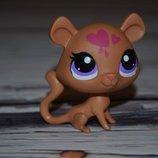 Петс шопы pets shop игрушки зоомагазин Littlest pet shop LPS